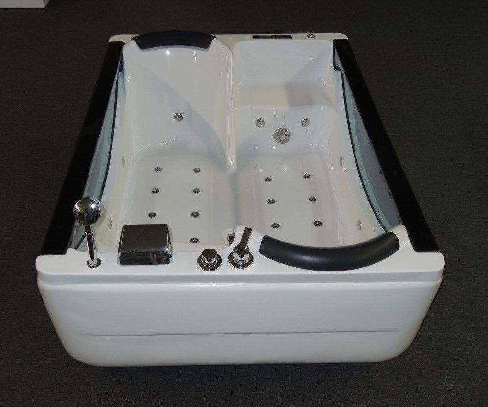 2 Person Whirlpool Tub With Heater Wasauna THE CHARLESTON Bathtub  2 Person Whirlpool Tub   Mobroi com. 2 Person Whirlpool Tub With Heater. Home Design Ideas