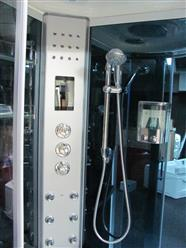 Steam Shower Room. With aromatherapy and thermostatic faucet.Bluetooth Audio. 9008 - Image 3