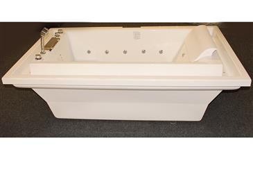 Deluxe Hydromassage JETTED BATHTUB.Whirlpool .  M1910-D - Image 4