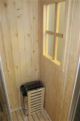 Steam Shower Enclosure with Traditional Sauna 	B001 display Sale - Image 21