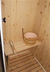 Deluxe Shower / Dry Sauna Combo System + Steam Cabin. B001 - Image 8