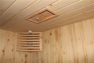 Deluxe Shower / Dry Sauna Combo System + Steam Cabin. B001 - Image 10