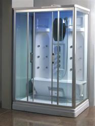2 Person Steam Shower Room.w/aromatherapy & Steam Sauna. 9027. SALE - Image 2
