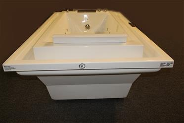 Deluxe Hydromassage JETTED BATHTUB.Whirlpool .  M1910-D - Image 15