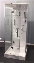 Steam Shower Cabin w/Hydro Massage.Bluetooth. 09009 - Image 2