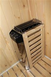 Deluxe Shower / Dry Sauna Combo System + Steam Cabin. B001 - Image 14