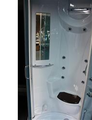 Steam Shower Room Enclosure w/Massage Jets. 9016 - Image 5