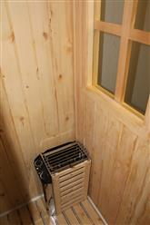 Deluxe Shower / Dry Sauna Combo System + Steam Cabin. B001 - Image 9