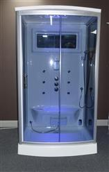 Steam Shower Room #09007.With aromatherapy.Ozone  - Image 9