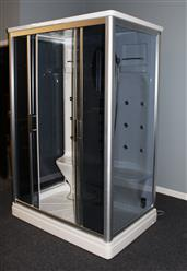 2 Person Steam Shower Room.w/aromatherapy & Steam Sauna. 9027. SALE - Image 4